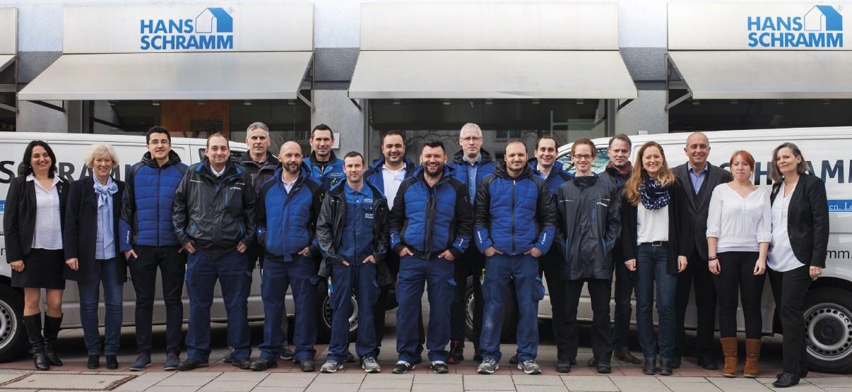 Schramm Technik-Team - Haustechnik